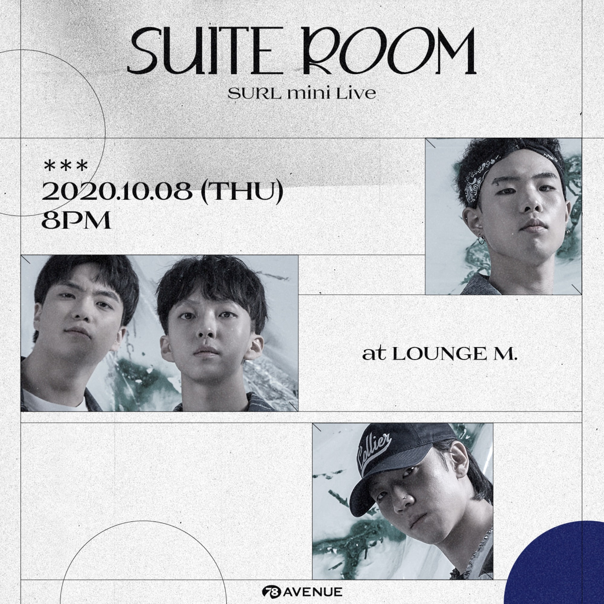 [2020.10.08] SURL mini Live 'Suite Room'